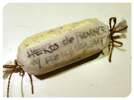 Herbes de Provence Butter