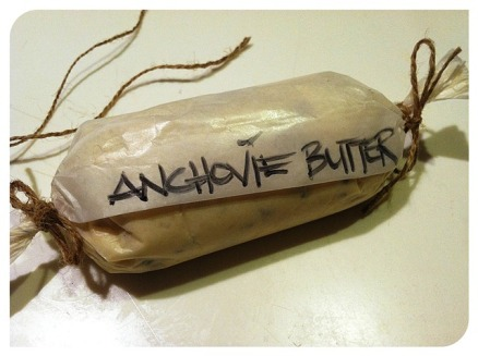 Anchovie Butter