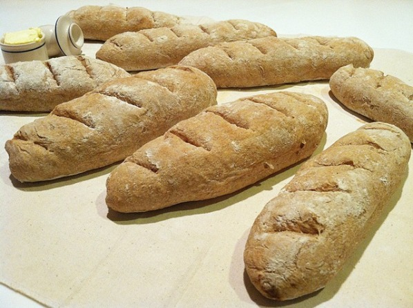 Artisan French Bread/Baguette