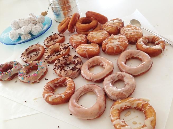 Krispy Kreme Doughnuts Wannabe
