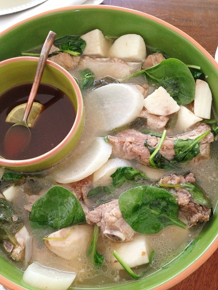how to cook sinigang na baboy with sinigang mix