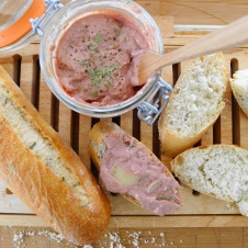 Smooth Chicken Liver Pâté