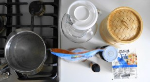 Makings of Taho_Ingredients