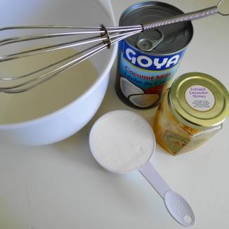 Part 2 for Lavender Ice Cream