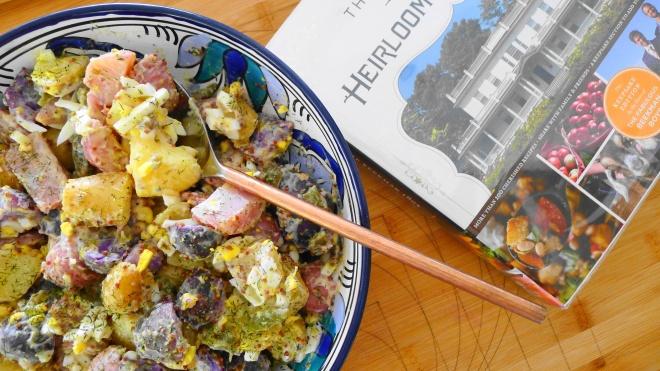 Rustic Fingerling Potato Salad