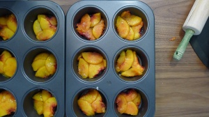 peaches and bourbon