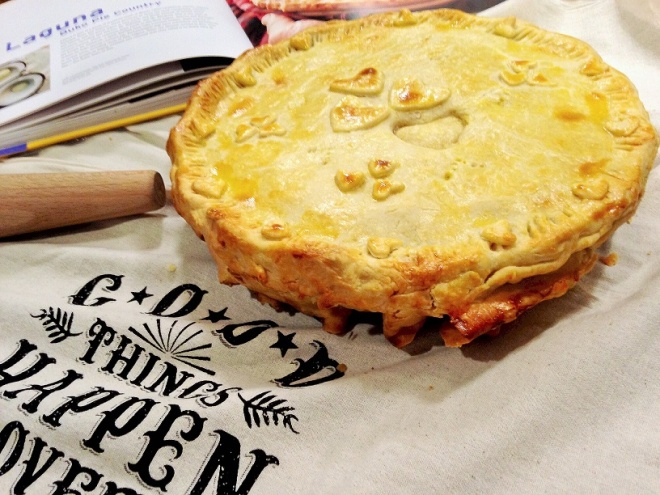 Buko (Young Coconut) Pie